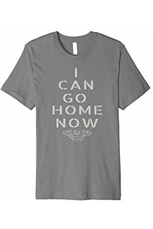 I Can Go Home Now Gym T-Shirt Gym Motivational I Can Go Home Now Gym T-Shirt Men