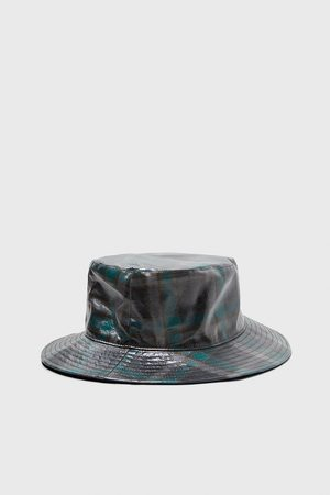 Zara CHECK RAIN HAT