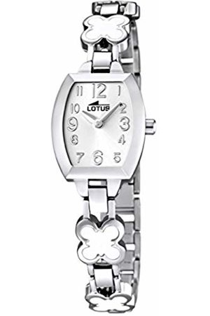 Lotus Girls Analogue Quartz Watch with Stainless Steel Strap 15771/1