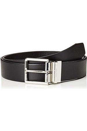 Calvin Klein Men's 3.5cm 2straps Adj.gifset Belt, (Dark / 908)