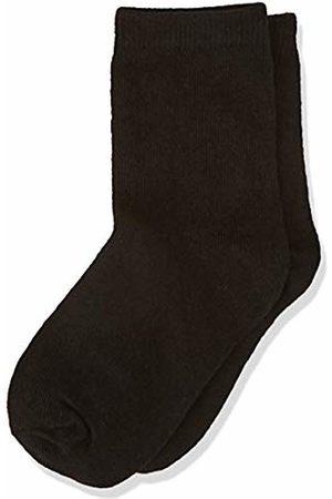 Name it Baby Boys' Nmnsock 5p Noos Calf Socks, (Schwarz )
