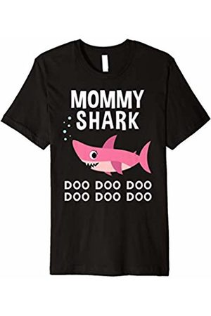 Shark Family Shirts Mommy Shark Shirt for Matching Family Pajamas