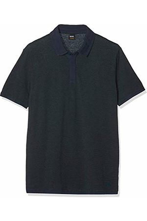 HUGO BOSS Men's Peam Polo Shirt, (Dark 307)