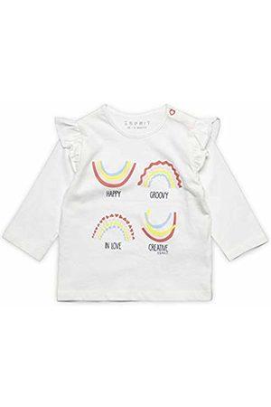 Esprit Kids Baby Girls' Long Sleeve Tee-Shirt Top, ( 110)