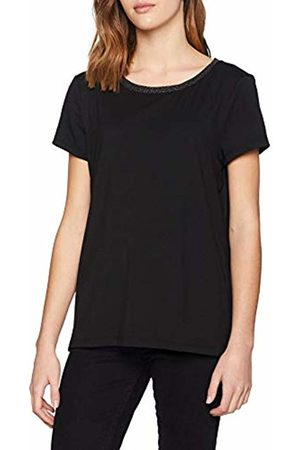 Esprit Women's 128ee1k014 Long Sleeve Top, ( 001)