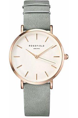 ROSEFIELD Women's Digital Watch with Leather Bracelet – WMGR-W74