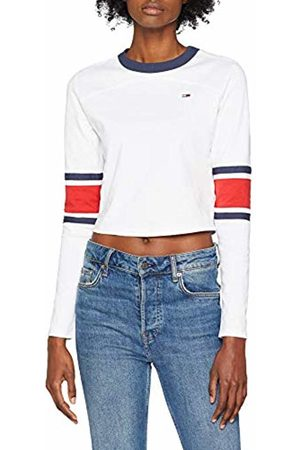 Tommy Hilfiger Women's Cropped Long Sleeve Top