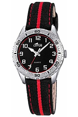 Lotus Boys Analogue Quartz Watch with Textile Strap 18171/3