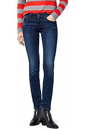G-Star Women's 3301 Deconst Mid Straight Jeans