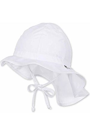 Sterntaler Hats - Unisex Hat with Chinstraps and Neck Protection, Age: from 12-18 Months, Size: 49