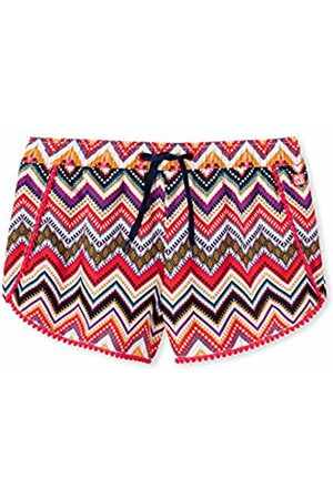 Schiesser Girl's Aqua Beach-Shorts Swim