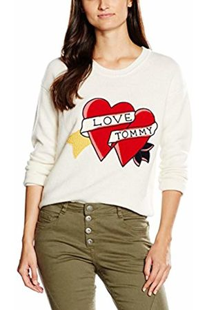 Tommy Hilfiger Women's Bibi Statement Swtr Jumper
