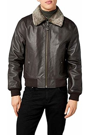 Schott NYC Men's Lc930D Pilot Leather Jacket