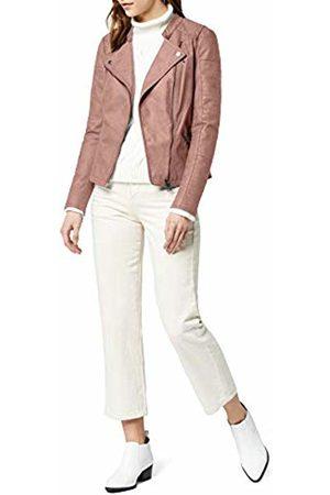 Only Women's onlAVA FAUX LEATHER BIKER OTW NOOS Kunstlederjacke Long Sleeve Jacket