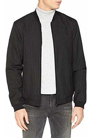 New Look Men Jackets - Men's Pin Stripe 5934433 Jacket