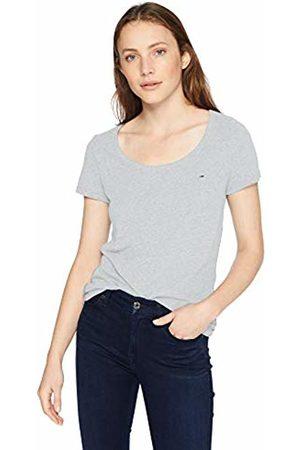 Tommy Hilfiger Women's Original Triblend Short Sleeve Crew Neck T-Shirt