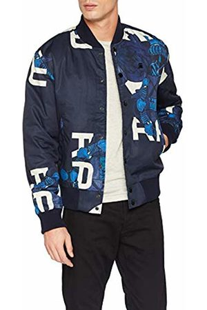 G-STAR RAW Men's Rackam Sports Padded Bomber Jacket