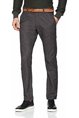 s.Oliver Men's 13.812.73.4133 Trouser, (Volcano 95k1)