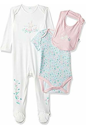Mothercare Baby Girls Bunny 3 Piece Set Clothing, (Lights Multi)