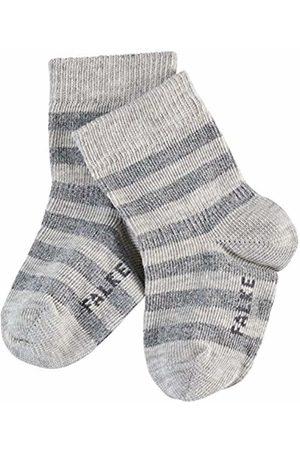 Falke Baby Spark Stripe Socks, (Storm 3820)