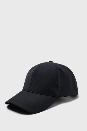 Zara TEXTURED PEAK CAP