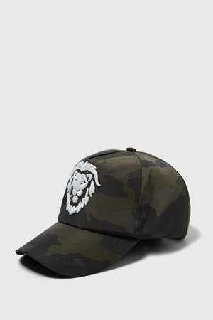 Zara Caps - EMBROIDERED CAMOUFLAGE CAP