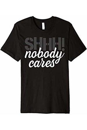 Hybrid Nobody Cares T-Shirt