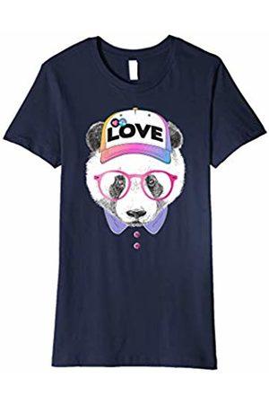Hybrid Love Panda Novelty Tee