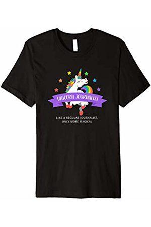 Triple G Mavs Unicorn Journalist Shirt Funny Cute Magical Gift