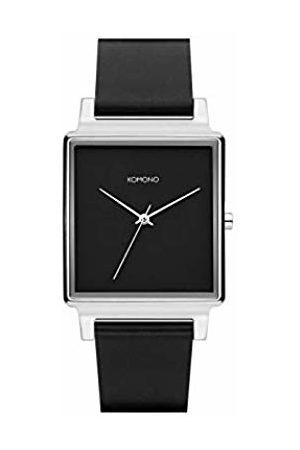 Komono Watches - Unisex Adult Analogue Quartz Watch with Leather Strap KOM-W4201