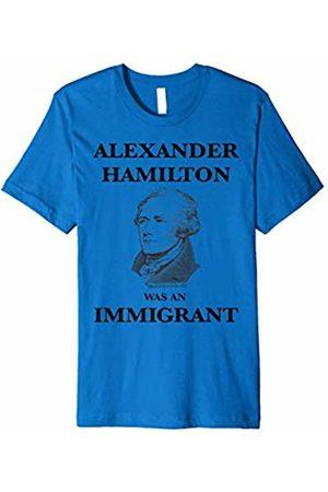 New Look Alexander Hamilton T-Shirt - Pro-Immigrant Tee