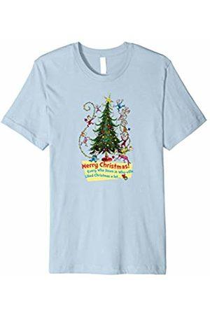 Dr. Seuss Who Tree T-shirt