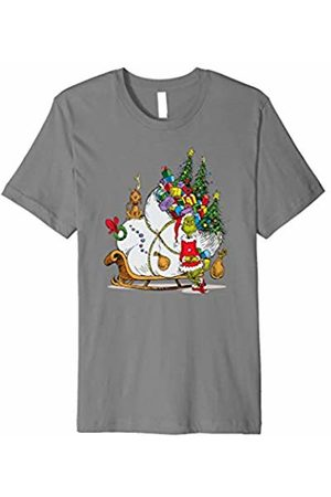 Dr. Seuss Grinch Sleigh T-shirt