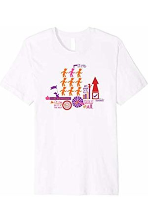 Dr. Seuss Oh The Places You'll Go - Come Out On Top T-shirt
