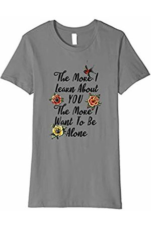 Hybrid Womens Funny Tatt T-Shirt