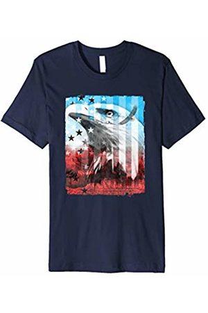 Hybrid Eagle Flag T-Shirt