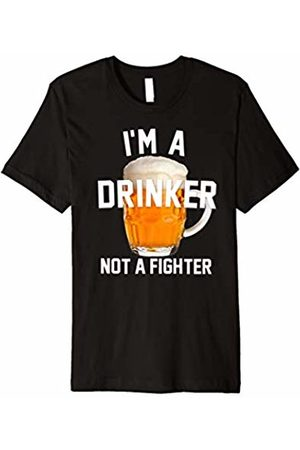 Irish by Ripple Junction Ripple Junction I'm a Drinker Not a Fighter Full Color Pints