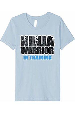 Ninja Warrior Kids Shirts Youth Kids Ninja Warrior in Training in for Boys and Girls