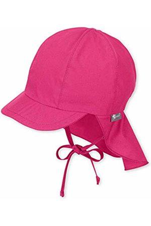 Sterntaler Baby Girls' Schirmmütze M. Nackenschutz 1511410 Hat