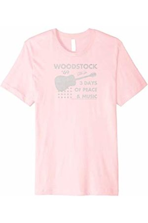 Woodstock Woodstock - Guitars and Stripes T-Shirt