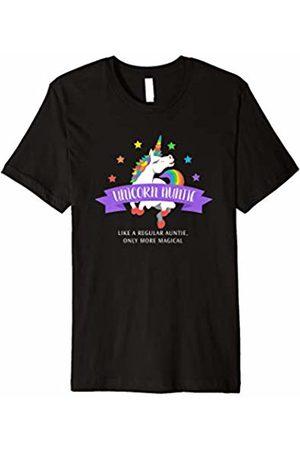 Triple G Mavs Unicorn Auntie Shirt Funny Cute Magical Gift