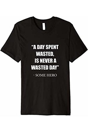 FM London Men T-shirts - A Day Spent Wasted T-Shirt