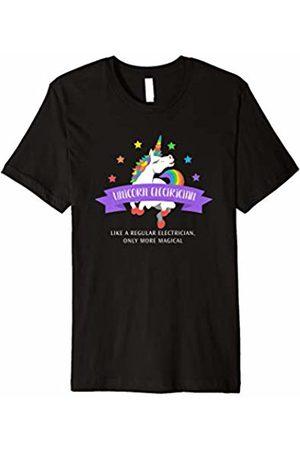 Triple G Mavs Unicorn Electrician Shirt Funny Cute Magical Gift