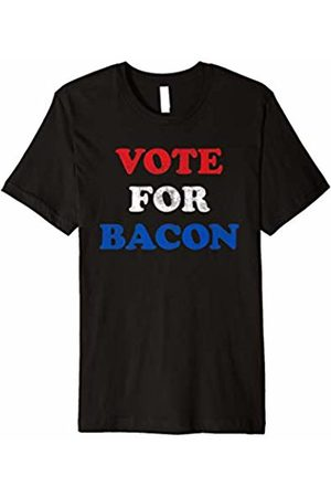 Hybrid Vote for Bacon Election Tee