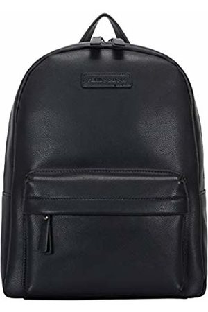 Smith & Canova Mens Zip Fastening Pocketed Backpack Backpack