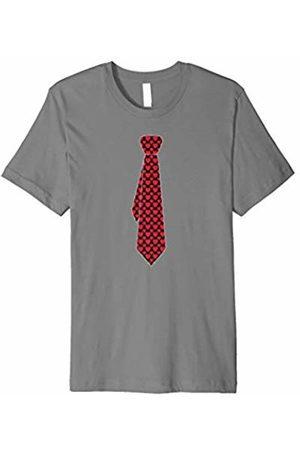 New Look Valentine's Day Tee - Kids Heart Tie T-Shirt