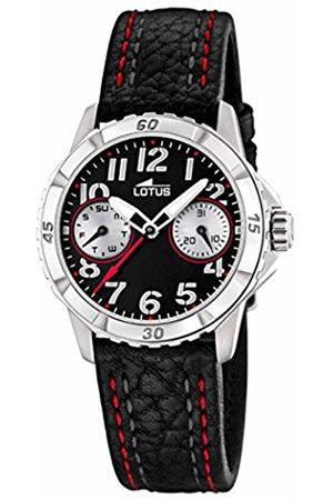 Lotus Boys Multi dial Quartz Watch with Leather Strap 15653/7