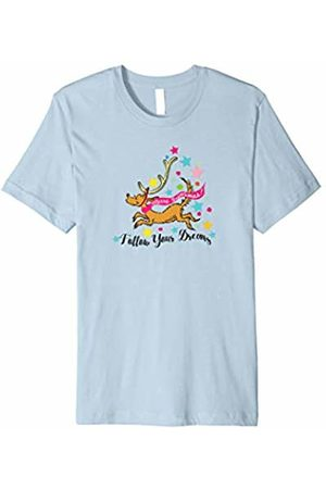 Dr. Seuss Max Follow Your Dreams T-shirt