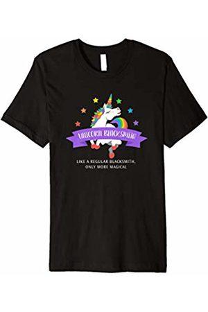 Triple G Mavs Unicorn Blacksmith Shirt Funny Cute Magical Gift