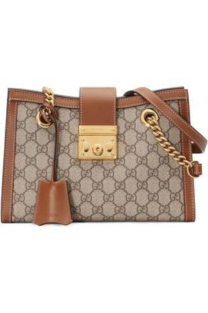 Gucci Women Handbags - Padlock small GG shoulder bag